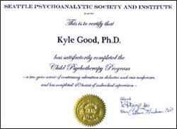Child and Adolescent Psychotherapy Program Certification Honolulu Hawaii 96813