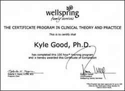 Clincial Theory and Practice Program Certification Honolulu Hawaii 96813