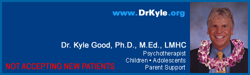 Dr. Kyle Good is a Child and Adolescent Specialit and Psychotherapist in Honolulu Hawaii 96813