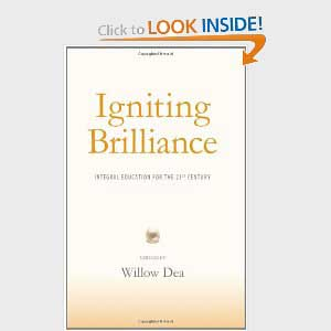 Dr. Kyle Good contributed a chapter to the book Igniting Brillance Honolulu Hawaii 96813